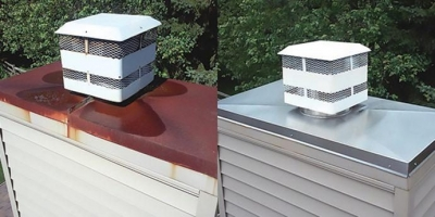 Tiny Tom Chimney Sweep Toledo Ohio Upgrade your system with Stainless Chimney Chase Covers