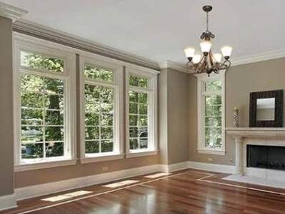 Beautiful replacement windows by Residential Renovations Toledo