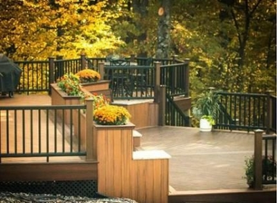 composite decking by Residential Renovations Toledo