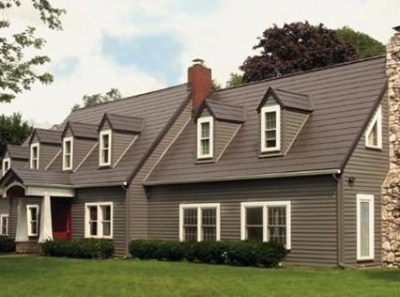 Metal Roof installation by Residential Renovations Toledo