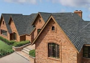 Slate Roofing installation by Residential Renovations Toledo